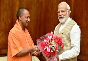 In six years, PM Modi has transformed India into a nation to reckon with: Yogi Adityanath