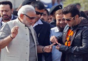 Salman Khan shares a throwback picture to wish PM Modi on his 70th birthday