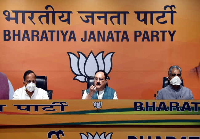 All 3 Bills on agriculture brought by Modi govt far-sighted, will boost agricultural production: JP Nadda