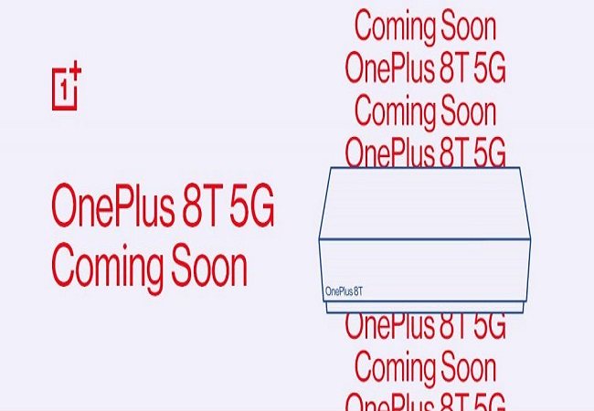 OnePlus 8T 5G India release confirmed, teased on Amazon ahead of launch
