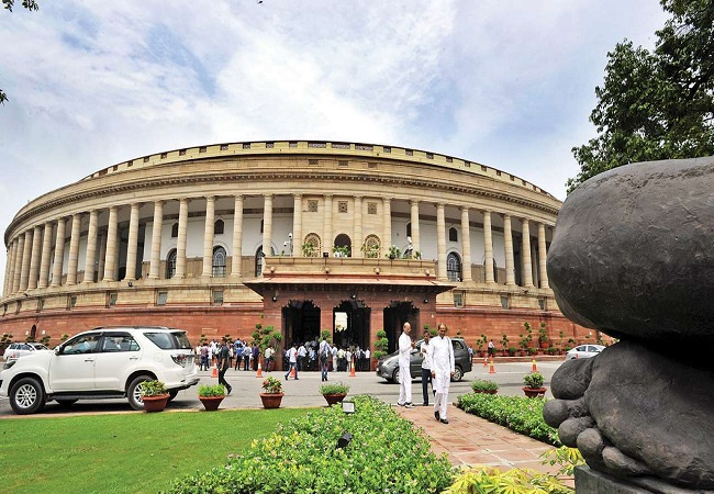 17 Lok Sabha MPs test positive for Covid-19 on first day of Parliament's monsoon session