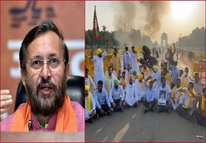 Cong ashamed entire country, what happened near India Gate is drama: Prakash Javadekar