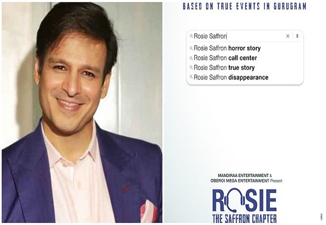 Rosie the Saffron Chapter: Vivek Oberoi shares his first look from the film