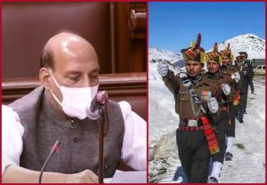 Chinese side made several attempts to transgress the LAC in other parts of the Western Sector: Rajnath Singh in Rajya Sabha   TOP POINTS