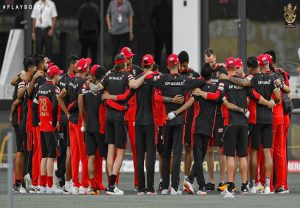 IPL 2020: RCB and KXIP players wears black armbands in Dean Jones' honour