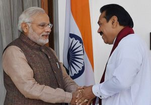 India and Sri Lanka must explore ways to further enhance their cooperation in post-COVID era: PM Modi to Sri Lankan PM