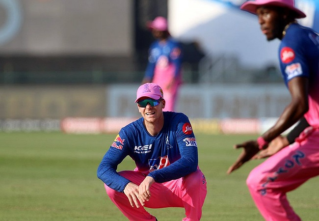 IPL 2020: RR's captain Steve Smith fined Rs 12 Lakh for slow over-rate against MI