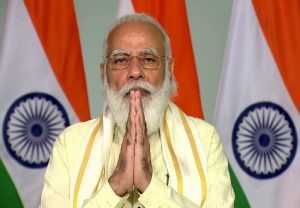 PM Modi to address nation today at 6 PM