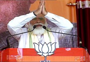 Bihar now has electricity, lantern has become redundant: PM Modi in a dig at RJD at Gaya rally