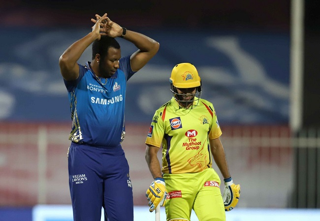 IPL 2020: Wanted to restrict CSK under 100, says Pollard