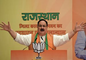 JP Nadda hits out at Rahul Gandhi, asks 'which country is he representing India or Pakistan?'