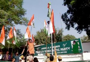 3 PDP leaders resign from party over Mehbooba Mufti's Indian flag remarks