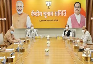 BJP announces 9 candidates from UP & Uttarakhand for Rajya Sabha elections… see list here