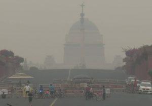 Delhi's AQI slips into 'very poor' category today