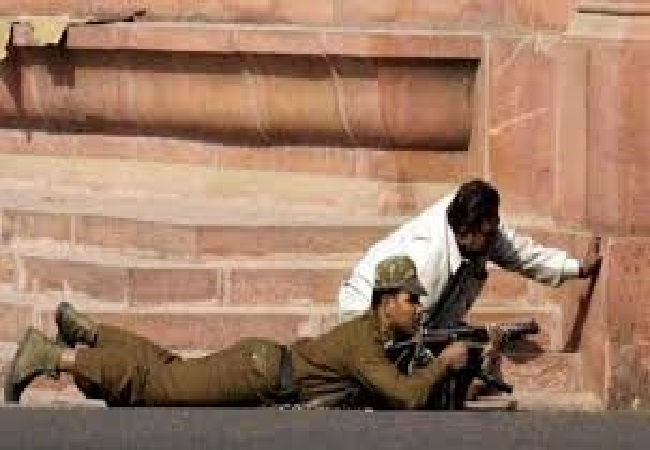 Indian Parliament terrorist attack