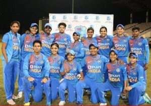 ICC Women's Rankings: India retain 2nd spot in ODI, surpass New Zealand to grab 3rd spot in T20I