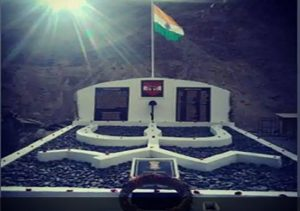 New memorial for 20 Army jawans who were martyred in Galwan valley clash