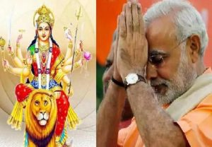 PM Modi greets citizens on Navratri, wishes for positive changes in lives of poor