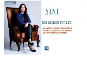 Neetu Singh figures in India's 30 Famous Women Entrepreneurs list for 2020, gets featured on cover page of 'Prime Insights'