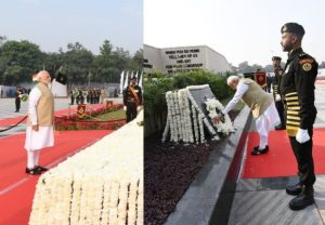 Police Commemoration Day: PM Modi expresses gratitude; pay tributes to police personnel martyred in the line of duty