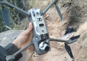 Army shoots down Pakistan quadcopter in Keran sector of Jammu and Kashmir