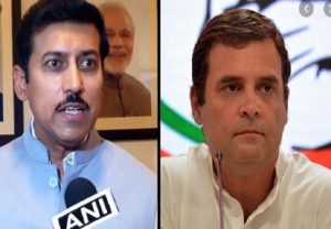 Rahul Gandhi's jibe at PM Modi over VVIP aircraft gets strong retort from Rajyavardhan Rathore (VIDEO)
