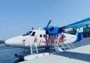 India's 1st seaplane service in Gujarat from Oct 31, visitors can fly to Statue of Unity at Rs 1,500 fare