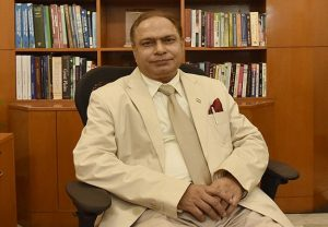 DU Vice-Chancellor Yogesh Tyagi suspended by President Kovind with immediate effect