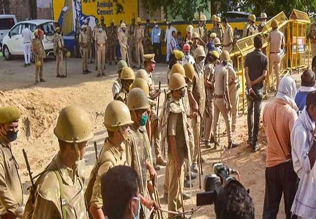 Hathras case: SIT probe completed, village borders reopened, media allowed to enter