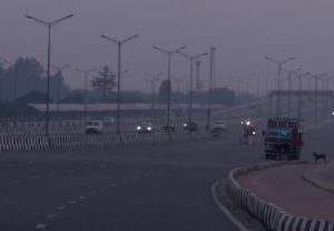 Air quality deteriorates in the national capital with rise of pollutants in the atmosphere