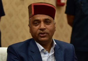Himachal Pradesh CM Jai Ram Thakur tests positive for Covid-19