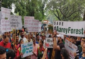 Maha govt withdraws cases registered against Aarey protesters, Metro car shed to be shifted