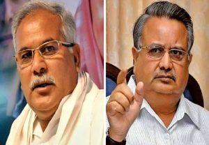 After Raman Singh calls Bhupesh Baghel 'Ravan', Congress says 'former CM has forgotten the etiquette'