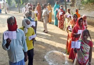 Bihar Elections 2020 LIVE UPDATES: 51.68% voter turnout recorded till 5 pm in the first phase