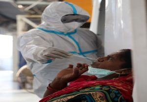 India's coronavirus tally crosses 75-lakh mark with spike of 55,722 cases in 24 hrs