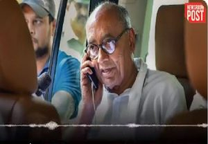 Digvijaya Singh allegedly bribing SP leader to pull out of By-polls; Audio leaked