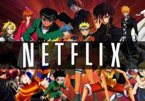 Netflix unveils 5 new Japanese anime series