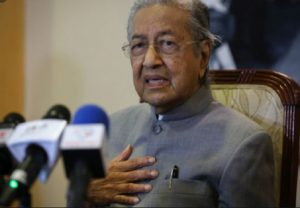 Muslims have right to be angry and kill millions of French people, says Ex-Malaysian PM