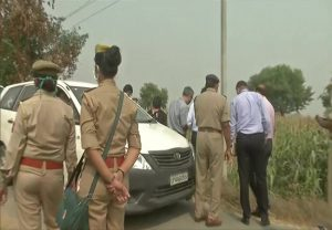 Hathras Case: CBI team reaches incident site, begins investigation
