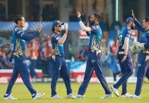 Great to have three power hitters in team: Rohit Sharma after win over SRH