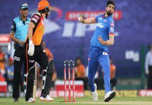 IPL 2020: DelhiCapitals pacer Ishant Sharma ruled out of tournament due to rib injury