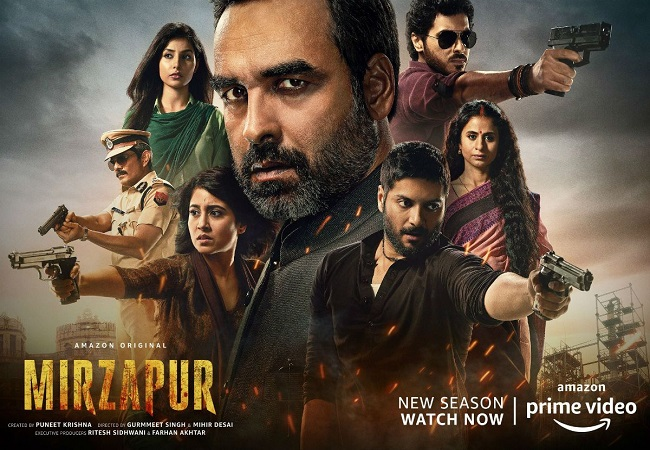 Mirzapur 2 is back with a bang but this time with less 'Bhaukaal'