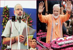 PM Narendra Modi enters 20th year as democratically elected head of government