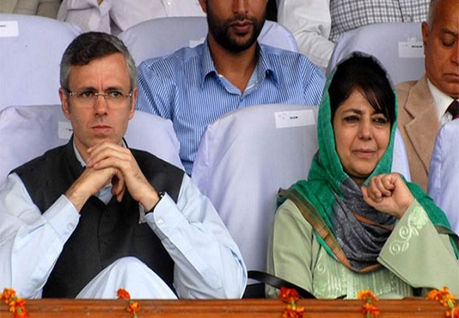 PDP leaders TS Bajwa, Ved Mahajan and Hussain A Waffa sent resignation letters to party chief Mehbooba Mufti.