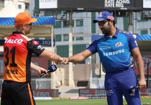IPL 2020: MI wins toss, opts to bat first against SRH