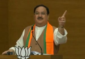 People of Bengal, BJP will defeat Mamata regime, says JP Nadda