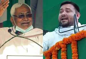 Nitish Kumar shouldn't be CM again, if he has any morality left, says Tejashwi
