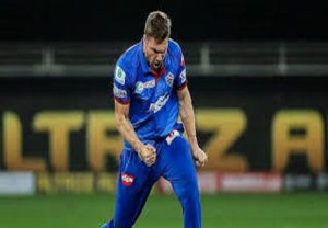 Anrich Nortje breaks record, bowls fastest delivery in history of IPL