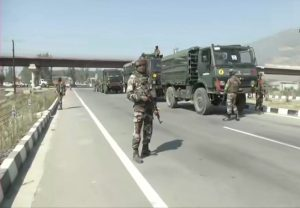 Two CRPF jawans martyred, three injured in terror attack in south Kashmir's Pampore