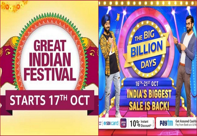 Amazon Great Indian Festival, Flipkart Big Billion Days 2020 sales this week: Check the best deals here